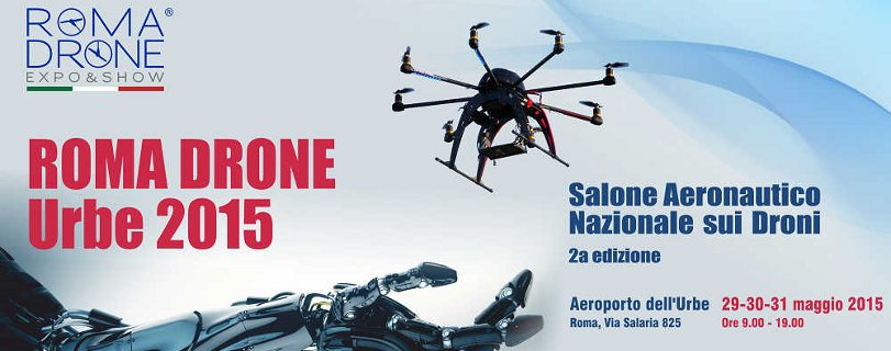 roma drone expo